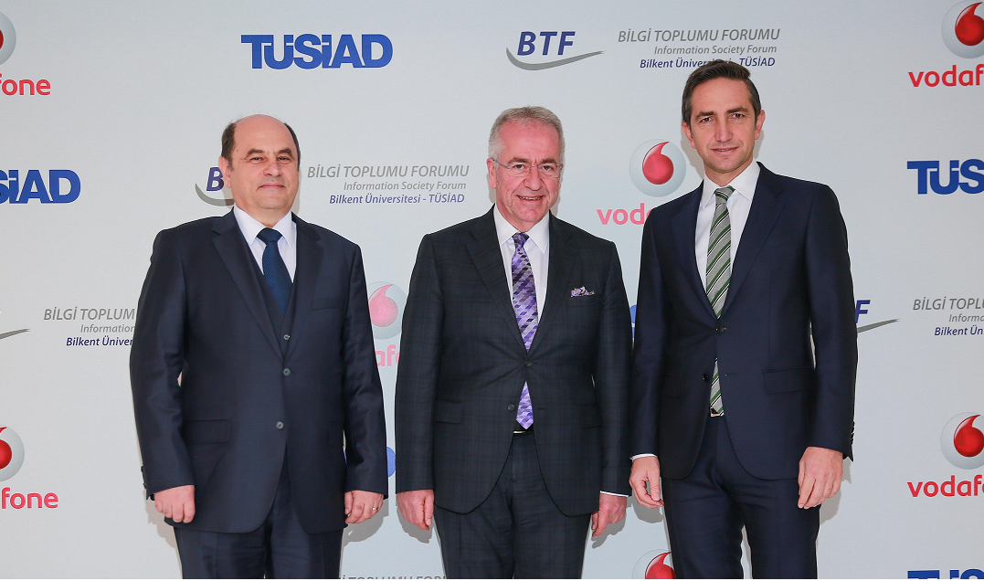 TÜSİAD-Vodafone Digitalisation Index Cooperation